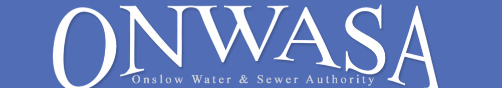 ONWASA Onslow Water & Sewer Authority